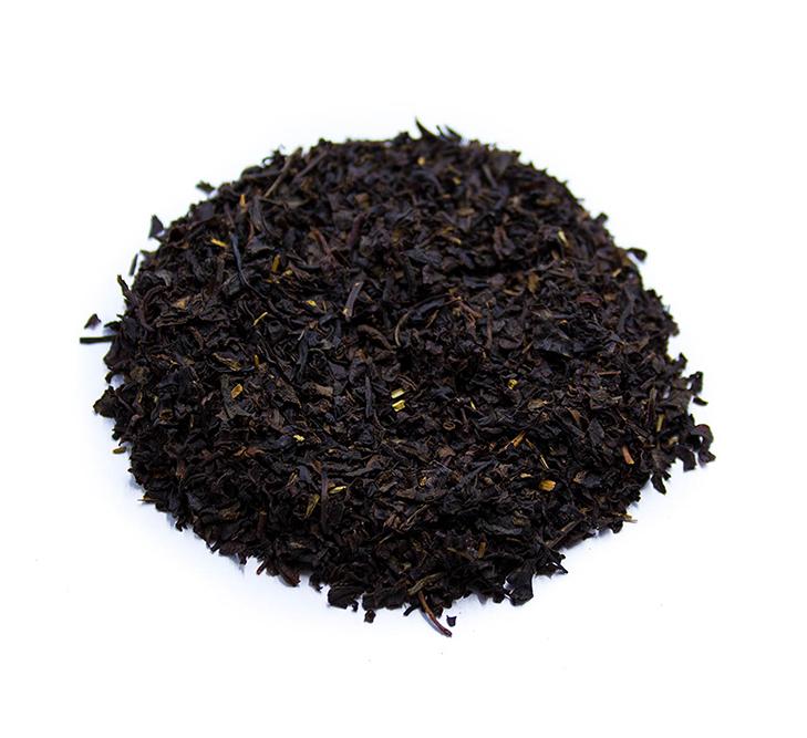 Tè nero e zenzero