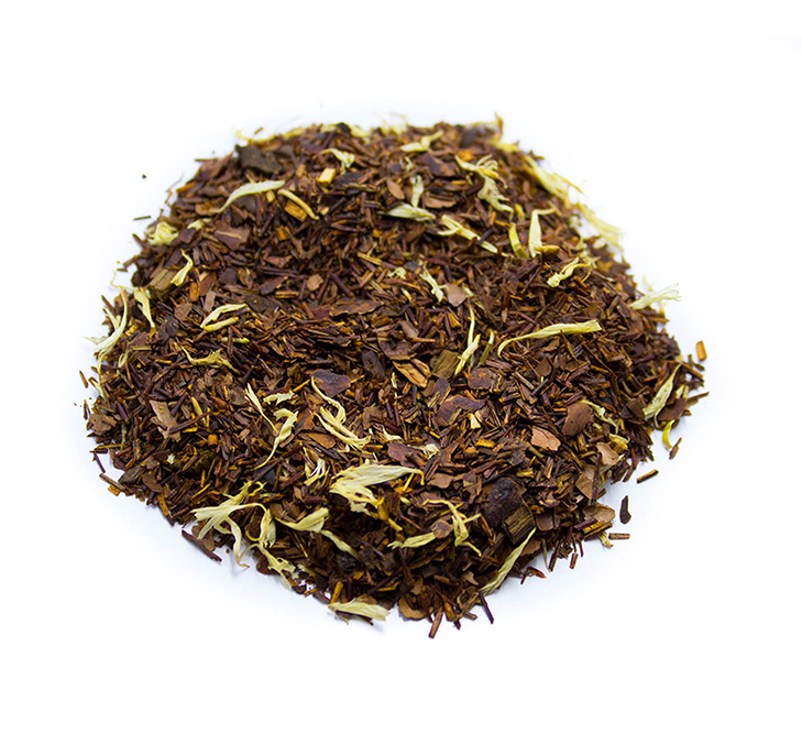 Tè rosso Rooibos vaniglia e caffè