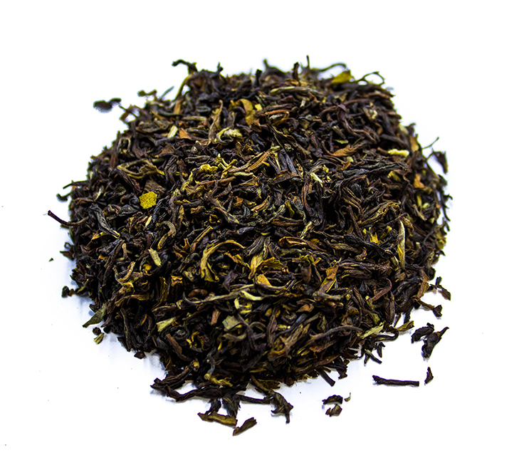 Tè nero Darjeeling Margaret's Hope TGFOP1