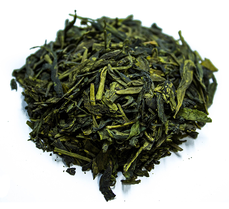 Tè verde BIO Lung Ching